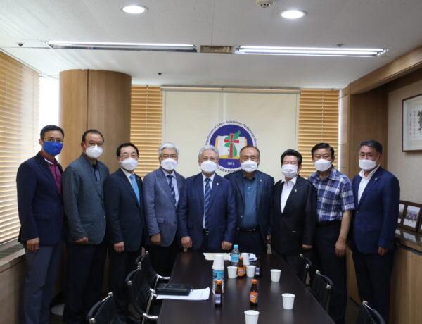 [전장연] 전장연 선관위, 수석부회장 예비후보 간담회